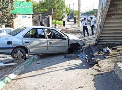۴۴ میلیون راننده در کشور داریم/ تصادف تا سقف ۸ میلیون به کروکی نیاز ندارد