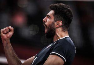 صدرنشینی یاران موسوی در لیگ والیبال ترکیه